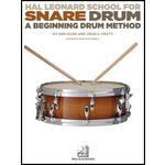 Hal Leonard Modern School for Snare Drum