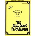 Hal Leonard Real Book Playalong E-K