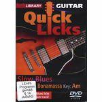 Music Sales Quick Licks-Joe Bonamassa