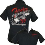 "Fender Shirt ""Since '54"" L"