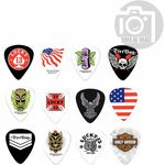 Dunlop Mixed Design Picks 12pcs 0,60