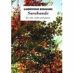 Chester Music Ludovico Einaudi Sarabande