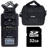 Zoom H-6 Bundle