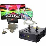 Laserworld CS-1000 + Quick Show Bundle