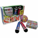Streetlife Music Karaoke-Set Popstarz Junior