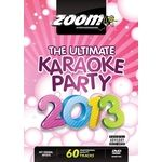 World of Karaoke Zoom Ultimate Party 2013 DVD