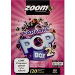 World of Karaoke Zoom Pop Box 2 DVD
