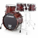Sonor SQ2 Shell Set Studio Walnut