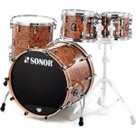 Sonor ProLite Stage 3 Chocolate Burl