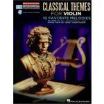 Hal Leonard Violin Easy Classic Themes