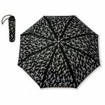 Vienna World Mini Umbrella Black