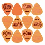 dAndrea Formula Delrex 60mm Pick Set