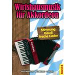 Musikverlag Geiger Wirtshausmusik for Accordion 8