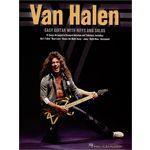 Hal Leonard Van Halen: Easy Guitar Riffs