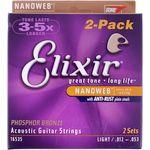 Elixir 2Pack Nanoweb Light PH