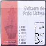 Antonio Pinto Carvalho Fado Guitar Lisboa Strings