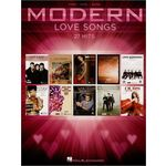 Hal Leonard Modern Love Songs (PVG)