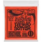 Ernie Ball 2624 Skinny Top Heavy Bottom