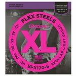 Daddario EFX170-6 Flex Steels