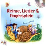 Kinderland Reime Lieder & Fingerspiele