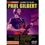 Music Sales Learn to play Paul Gilbert
