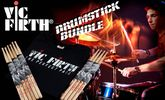 Vic Firth Drumstick Bundles