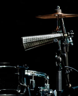 Percussion for drum sets