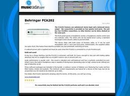 FCA202 F-Control Audio