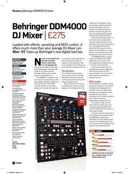DDM 4000 B-Stock