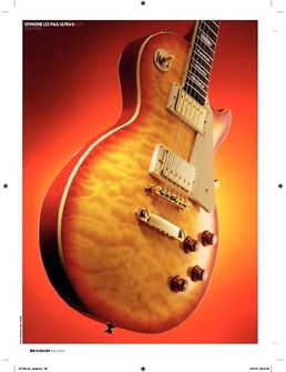 Les Paul Ultra II Faded Cherry