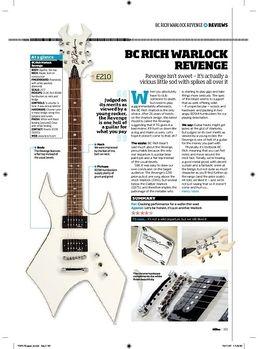 Warlock Revenge Bass