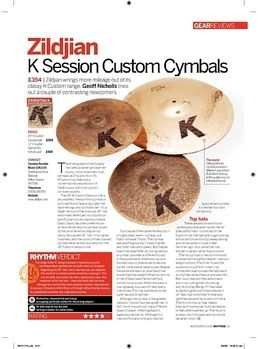 "18"" K-Custom Session Crash"