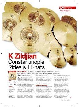 "20"" K' Constantinople Orch."