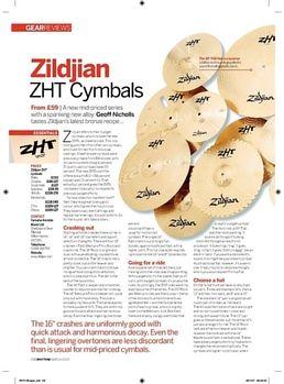 """18"""" ZHT Band"""