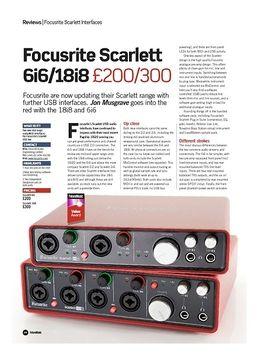 Scarlett 18i8