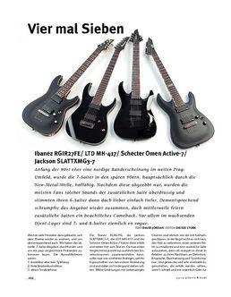SLATTXMG3-7 Soloist SG