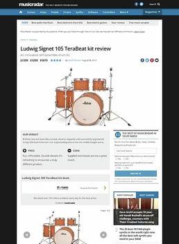 Ludwig Signet 105 TeraBeat