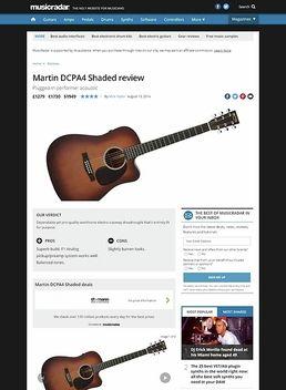 Martin DCPA4 Shaded