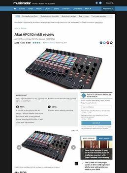 Akai APC40 mkII