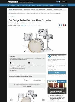 DW Design Series Frequent Flyer Kit