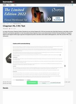 Chapman ML-3 RC