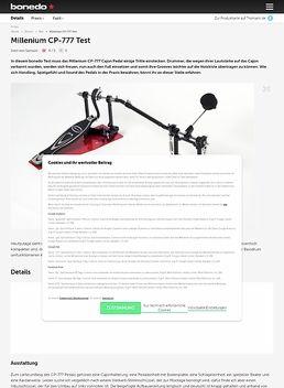 Millenium CP-777