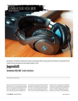 Sennheiser HD6 MIX - Studio-Kopfhörer