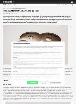 Istanbul Mehmet Samatya Pro 18