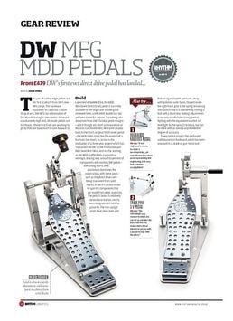 Direct Drive Single Pedal