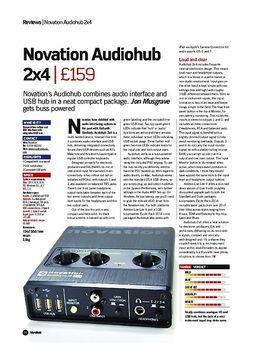 Audiohub 2x4