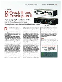 M-Track MkII