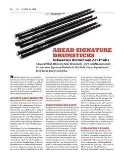 Phil Rudd Signature Sticks