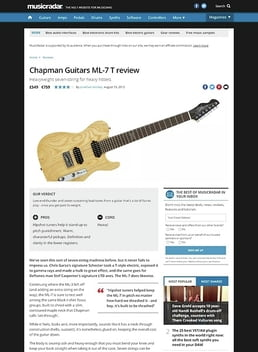 Chapman Guitars ML-7 T