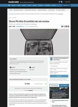 PGA Drumkit 6